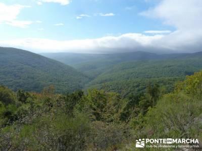 Cañones y nacimento del Ebro - Monte Hijedo;sierra madrid rutas;senderismo buitrago de lozoya